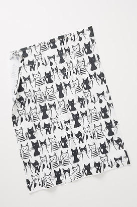 Anthropologie Animal Person Dish Towel By in Assorted Size DISHTOWEL