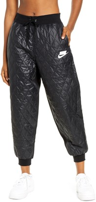 Nike Sportswear Sport Pack Diamond Quilted Jogger Pants