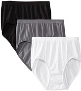 Bali Women's Comfort Revolution Brief Panty (3-Pack)