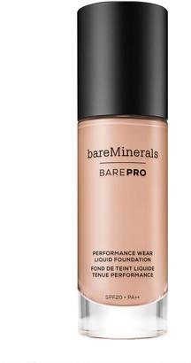 bareMinerals Barepro Performance Wear Liquid Foundation Spf20 35Ml 7.5 Shell (Cool)