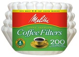 Melitta Super Premium Coffee Filters 200-ct.