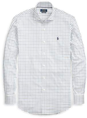 Ralph Lauren Performance Twill Golf Shirt