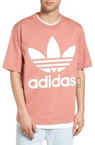 adidas Men's Ac Boxy Oversize T-Shirt