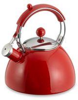 Copco Journey 2.5-Quart Tea Kettle in Red