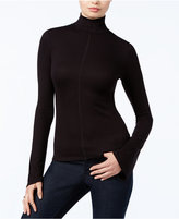 GUESS Brooke Bell-Sleeve Turtleneck
