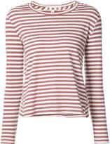 Amo striped T-shirt