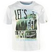 Original Penguin Let ́s Get Lost Tee