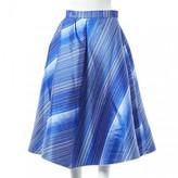 Vika Gazinskaya Blue Skirt for Women