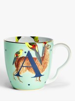 Yvonne Ellen Alphabet Mug, Multi