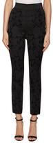 Dolce & Gabbana Floral Jacquard Skinny Pant