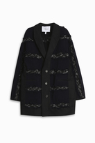 Derek Lam 10 Crosby Fringed Jacket