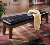 Signature Design by Ashley Larchmont Large Dining Bench