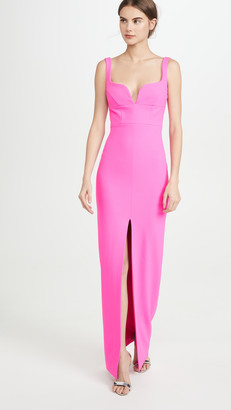 SOLACE London Linza Maxi Dress
