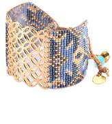 Mishky Lana Beaded Cuff Bracelet
