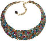"Heidi Daus Fantasy in Flight"" Crystal Collar Necklace"
