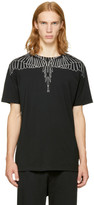 Marcelo Burlon County of Milan Black Anne T-shirt