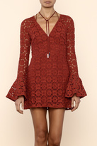 Free People 70's Lace Dress