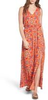 Everly Women's Print Maxi Dress