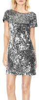 Vince Camuto Women's Allover Sequin Dress