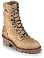 "Chippewa Men's 9"" Waterproof Insulated 25415 Logger Boot"