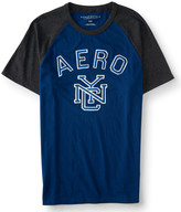 Aero NYC Raglan Graphic T
