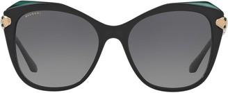 Bvlgari Oversized Sunglasses