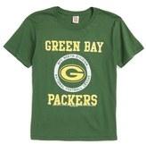 Junk Food Clothing Kick Off Green Bay Packers T-Shirt (Toddler Boys, Little Boys & Big Boys)
