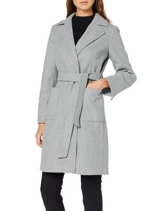 Dorothy Perkins Women's Patch Pkt Wrap Coat