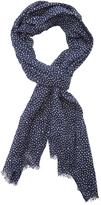 Oxford Amy Spot Cotton Scarf