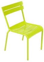 Fermob Luxembourg Stacking Patio Chair Color: Verbena