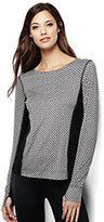Classic Women's Thermaskin Active Crewneck-Silver Frost