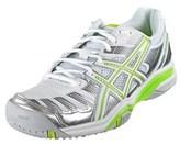 Asics Gel-challenger 9 Women Round Toe Synthetic White Tennis Shoe.