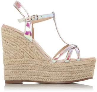 Dorothy Perkins Womens *Head Over Heels By Dune Multi Colour 'Karrissa' High Heel Sandals, Multi Colour