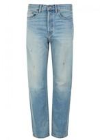 Elizabeth and James Light Blue Boyfriend Jeans