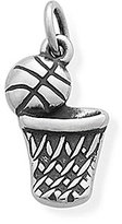 James Avery Jewelry James Avery Sterling Silver Basketball & Hoop Charm