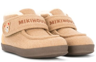 Mikihouse Moccasin Boots