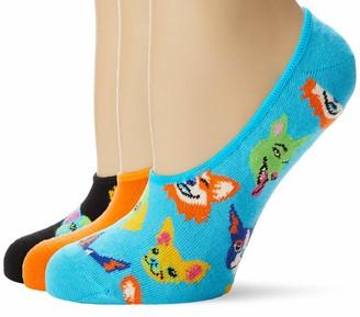Happy Socks 3-Pack Cats & Dogs Liner Sock