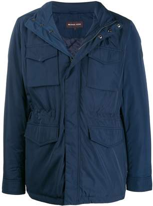 Michael Kors zip-front lightweight jacket