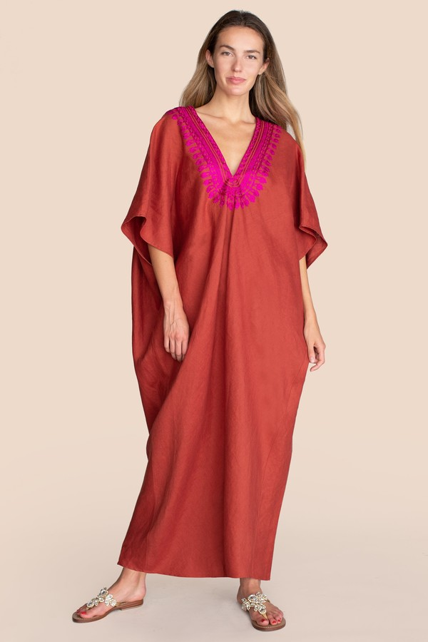 Trina Turk Take It Easy Caftan