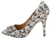 Isabel Marant Poppy Pointed-Toe Pumps