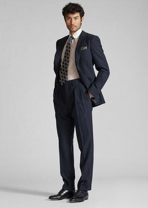 Ralph Lauren Herringbone Suit Jacket