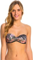 Hurley Sunset Palms Bandeau Bikini Top 8141124