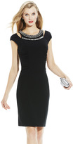 Bodycon Embellished Dress