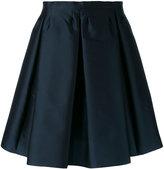 RED Valentino A-line skirt - women - Silk/Polyester - 40