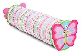 Melissa & Doug Butterfly Tunnel - Ages 3+