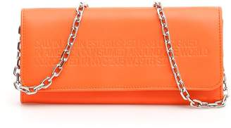 Calvin Klein Fold-Over Clutch Bag
