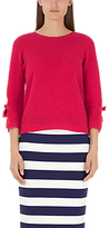 Marc Cain Bow Sleeve Jumper, Fuschia