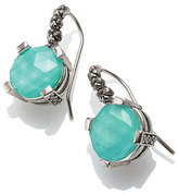 Stephen Dweck QUARTZ AND TURQUOISE DROP