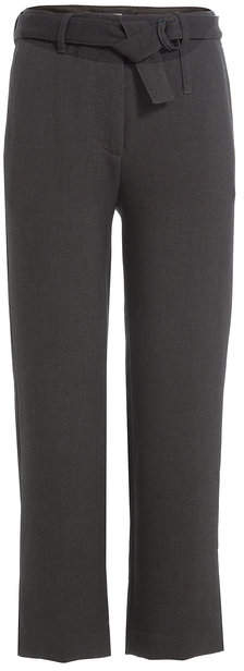 Steffen Schraut Cropped Pants with Tie