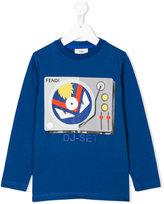 Fendi Dj-set sweater